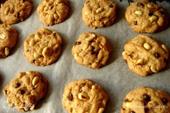 Выпекать печенье 15 минут при t 180*С,остудить в выключенной духовке.Приятного аппетита!
