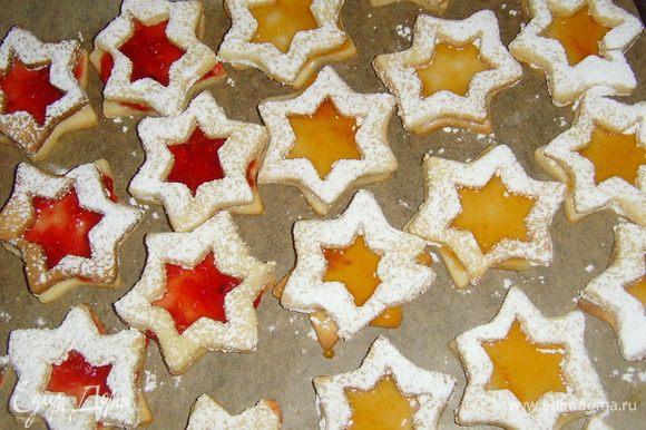 соединить звёздочки со звёздочками,