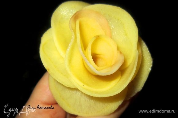 Все розочка готовы. И так же собирать остальные розы.