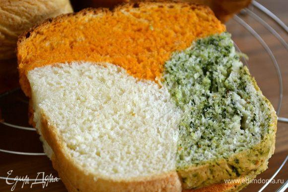 """Но, если обрезать """"ушки"""", то и для сэндвича прекрасно подойдет! ))"""
