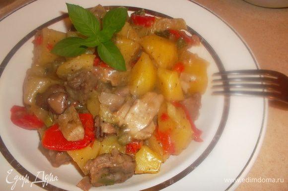 Приятного аппетита:-))