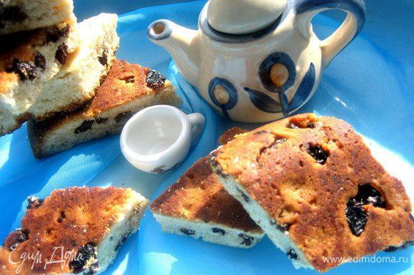 Печенье напоминает песочное, не приторное и с приятным ароматом)))