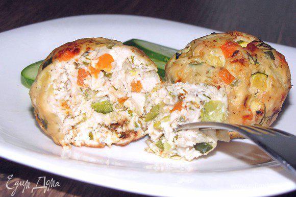 Подавайте горячими или холодными, с гарниром или без. Приятного аппетита!