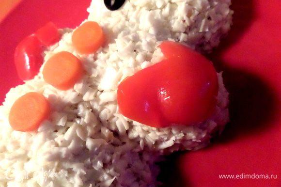 Варежки из маринованного перчика получились боксёрские))) Рецепт перцев здесь: http://www.edimdoma.ru/retsepty/59946-marinovannyy-perets