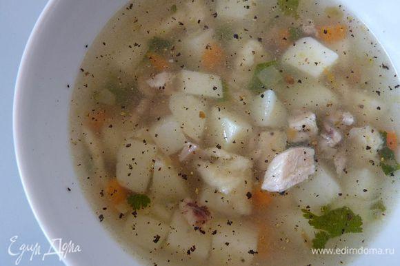 """Очень рекомендую Суп """"Затируха"""" - http://www.edimdoma.ru/retsepty/63769-sup-zatiruha по рецепту Ксении Очень вкусно и полезно !!!"""