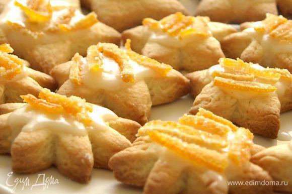 Печенье можно отправить в жестяную банку. На третий день печенье становится еще вкусней.