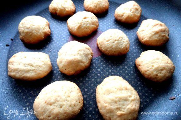 И получаем быстрое песочное печенье)))