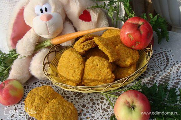 Достаем ароматное и очень ПОЛЕЗНОЕ печенье, угощаем детишек и других домочадцев!!!