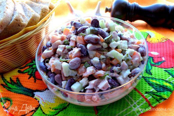 Все мужчины в моём доме его обожают и могут его есть по 3 раза в день)))