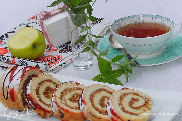 Приятного чаепития!!!