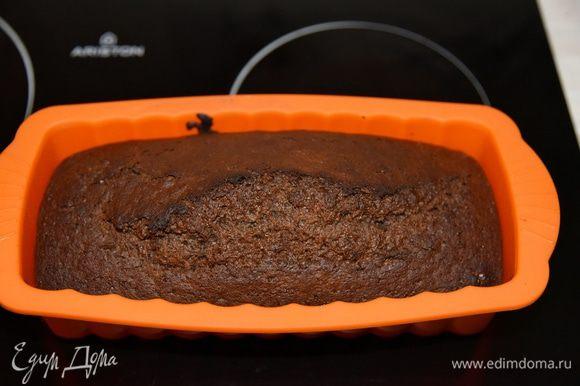 Готовый кекс остудить в форме. Настоятельно рекомендую подавать на следующий день - кекс станет вкуснее.