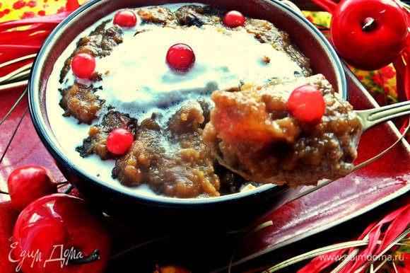 Хранить такой суп-десерт можно в холодильнике и лакомиться несколько дней порцией приятного охлаждённого блюда. Особенно в жару рекомендую!