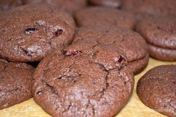 Духовка 180 градусов,выпекаем 7-15 минут. Зависит от размера печенья. Если хотите мягкого внутри, соответственно время выпечки меньше, а лепешки толще.