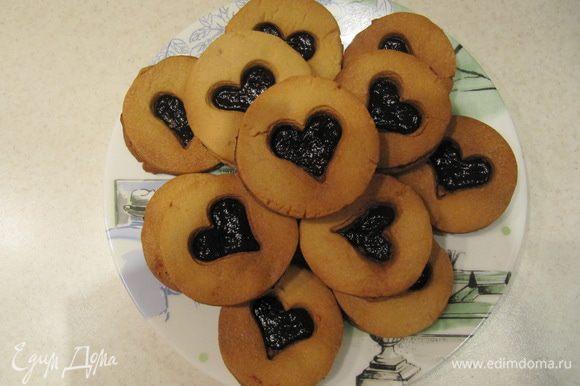 Печенье готово!