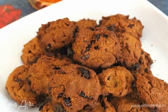 Печенье готово :) Быстро, вкусно и полезно. Приятного аппетита!