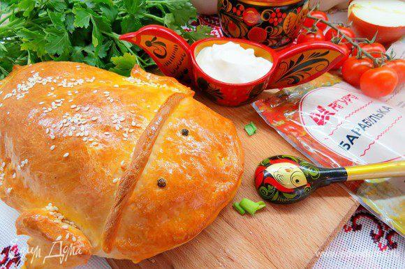 Оба варианта формовки одинаково вкусны, так что заворачивать рыбу в тесто можно совершенно произвольно.