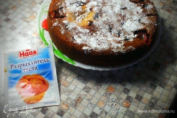 Пирог готов, приятного аппетита!