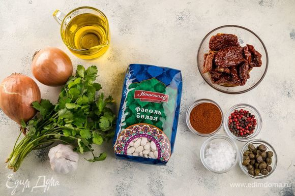 Ингредиенты, которые нам понадобятся для приготовления паштета.