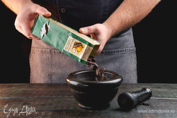 Измельчите штирийские тыквенные семечки шоколадные G.FLEISCHACKER.