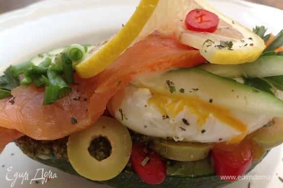 Выглядит великолепно! Уверен, что с таким завтраком ваше утро будет по-настоящему добрым! Приятного аппетита!
