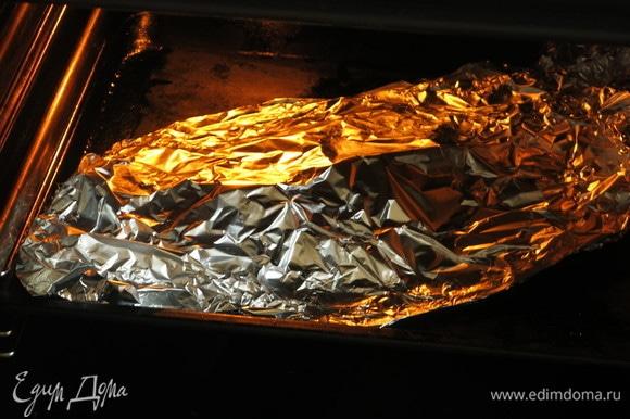 Ставим запекаться при 180°C на 25–30 минут.