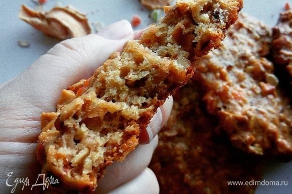 Печенье получается очень вкусным! Бон аппети!