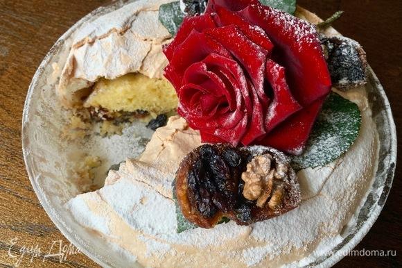 На мой взгляд, пирог удался. Все ингредиенты хорошо сбалансированы. Главное — желание и хорошее настроение. Без этого никак!