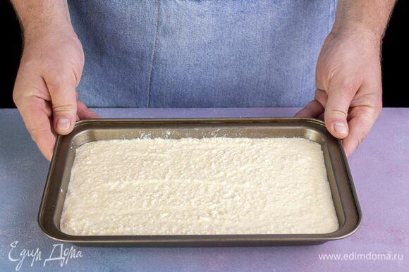 Выпекайте 20–25 минут в духовке, разогретой до 180 °С.