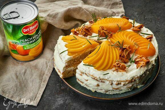 Угощайте гостей нежным десертом!