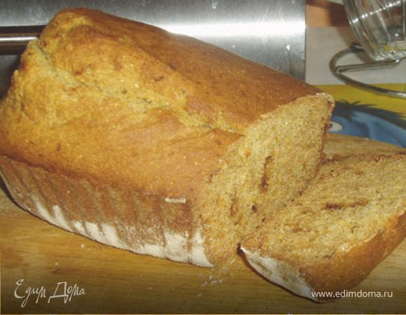 Кукурузный хлеб