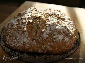 Ирландский хлеб на соде