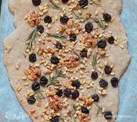 Ореховое печенье с изюмом