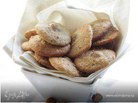 Мягкое печеньице из фундука