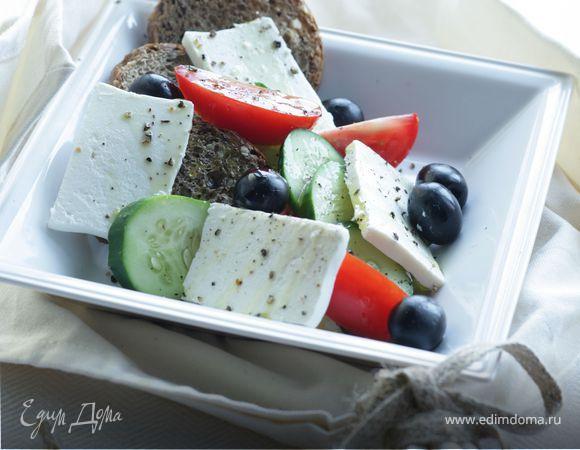 Средиземноморский завтрак