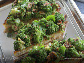 Закуска из брокколи
