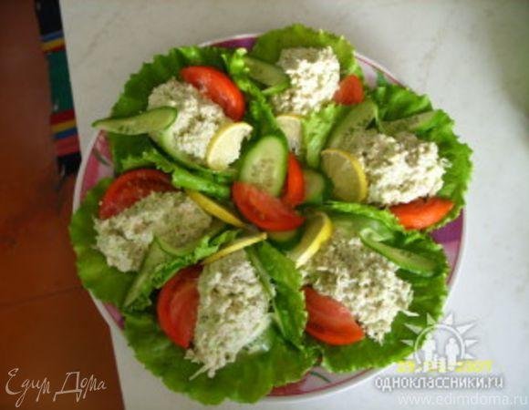 салат из криля