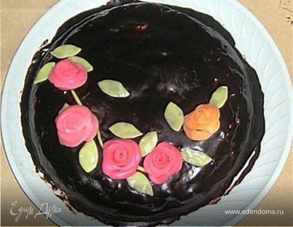 торт на киселе