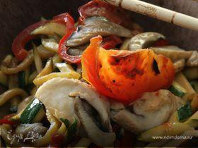 Острые овощи на китайский манер