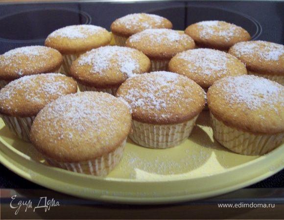 Кексы- мафины (Muffins)