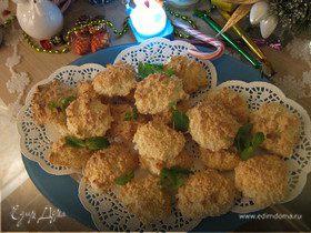 Coconut macaroons или просто Кокосинки