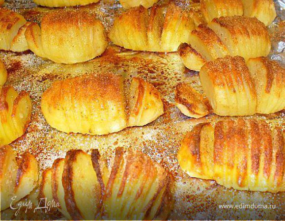 Праздничный картофель