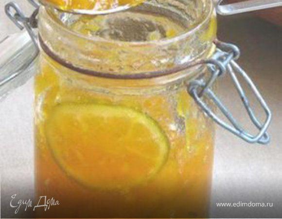 Лимонно-апельсиновый конфитюр по-кипрски