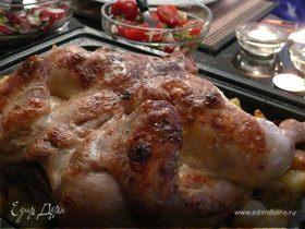 Сумасшедшая сливочная курица
