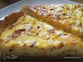 Сырный пирог 272