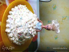 """Торт """"Барби"""""""
