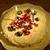 Миндальный торт с заварным кремом