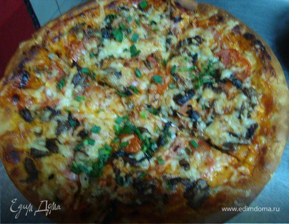 Пицца от Джорджио