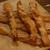 Слоеные палочки с сыром и тмином
