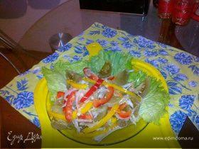 Салат-закуска из солений