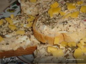 Флотские бутербродики